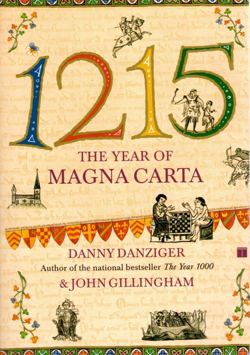1215: The Year of Magna Carta, Danny Danziger