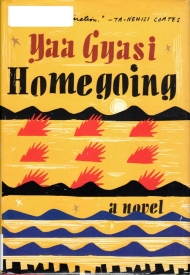 Homegoing, Yaa Gyasi, Pulitzer Hopefull, 2017