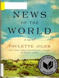 Paulette Jiles, News of the World, Texas, Historical Fiction