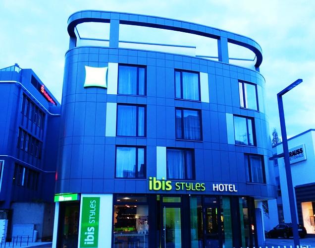 Aalen, Ibis Hotel, Germany