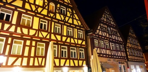 Half Timbered house, Aalen, Germany