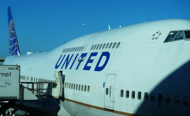 United 747, Last Flights, October 2017, 747 Phase Out