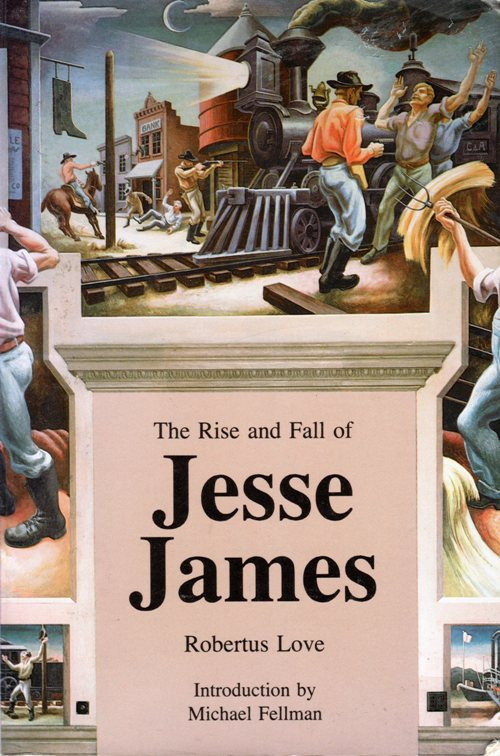 The rise and fall of Jesse James, Robertus Love