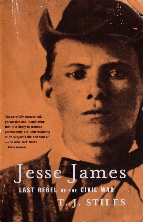 Jesse James Last Rebel, t.j. Stiles, Outlaws