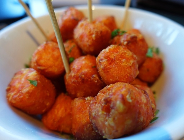 Sweet Potato tator tots, appetizers, good food