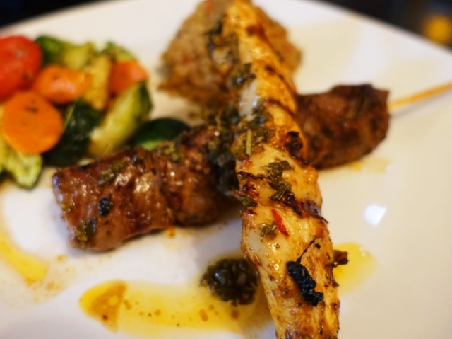 Lokanta, Mediterranean Grill, Pleasanton, Shish kebabs, Turkish Food