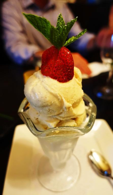 Vanilla Bean Gelato, Ice Cream, Dessert