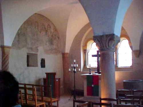 Wartburg Chapel, Martin Luther, Reformation Movement