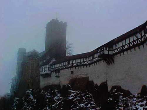 Wartburg, Eisenach Germany, Martin Luther, Reformation Movement