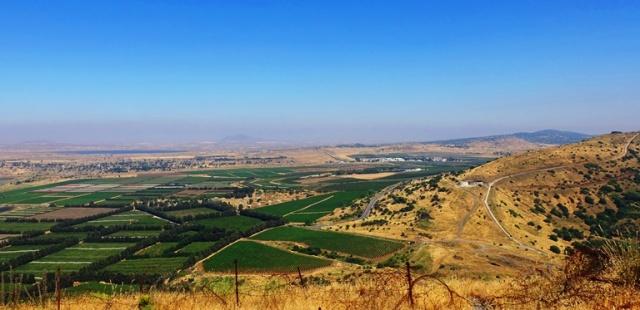Bunker, Syria, Israel, Syrian Overlook