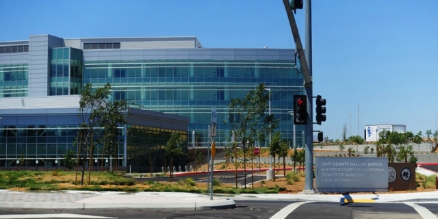 East County Hall of Justice, Dublin, CA, Alameda County