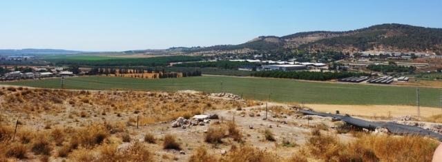 Beth Shemesh, Sorek Valley, Samson