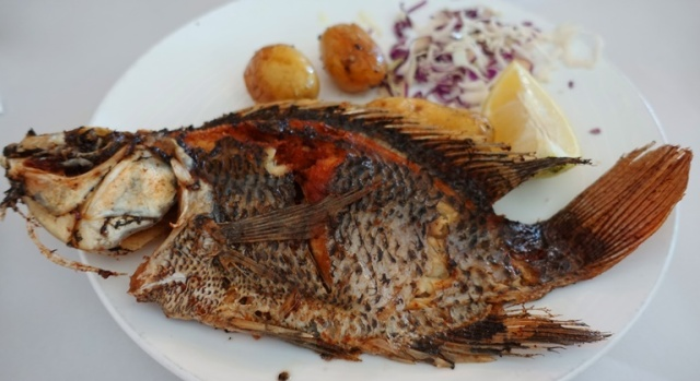 St. Peter's Fish, St. Peter's Restaurant, Sea of Galilee