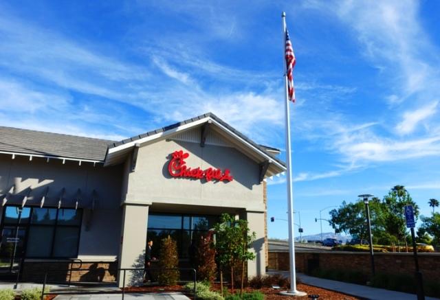 Chick-fil-A, Breakfast, Pleasanton, California