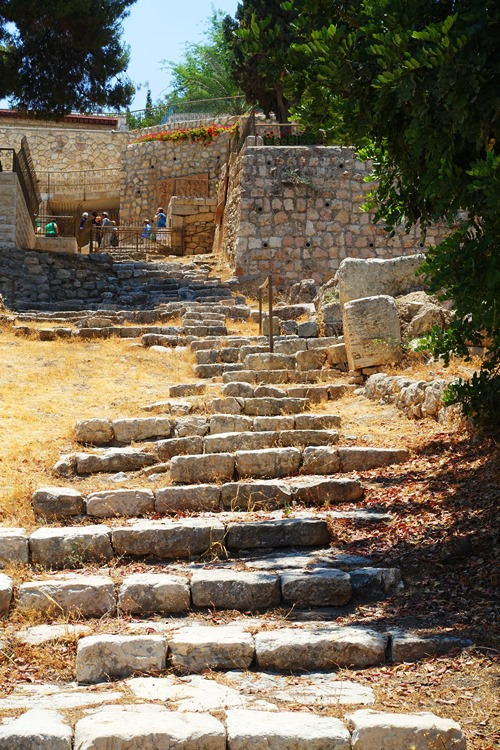 First Century Steps, Peter, GalliCantu ,Church