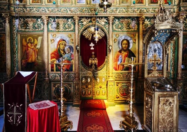 Holy Monastery of Saint John the Baptist of Jerusalem, Little visited sites in Jerusalem