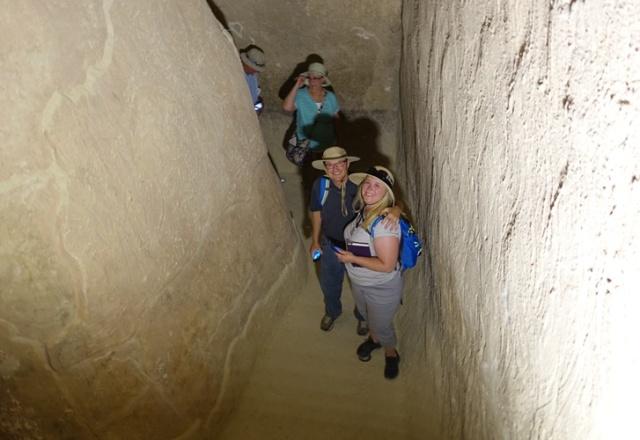 Beersheba water system, Tel Bersheva