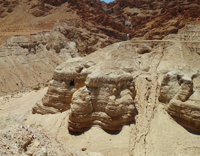 Dead Sea Scrolls, Qumran