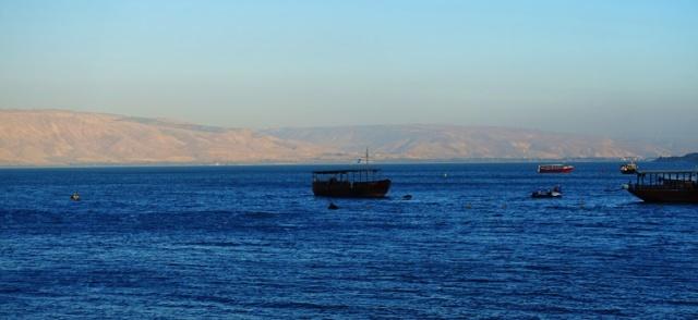 Sea of Galilee, Boat