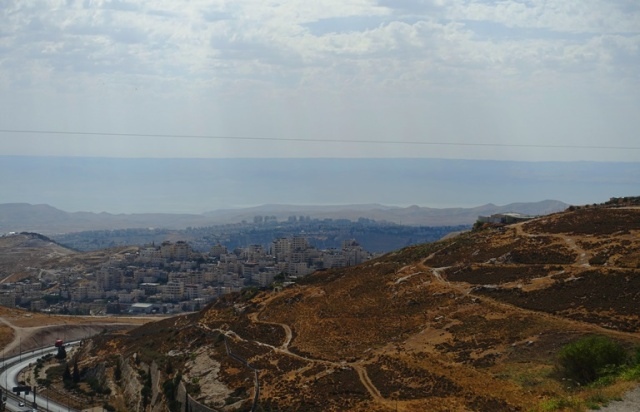 Mount of Olives, Eastern View, Rift Valley