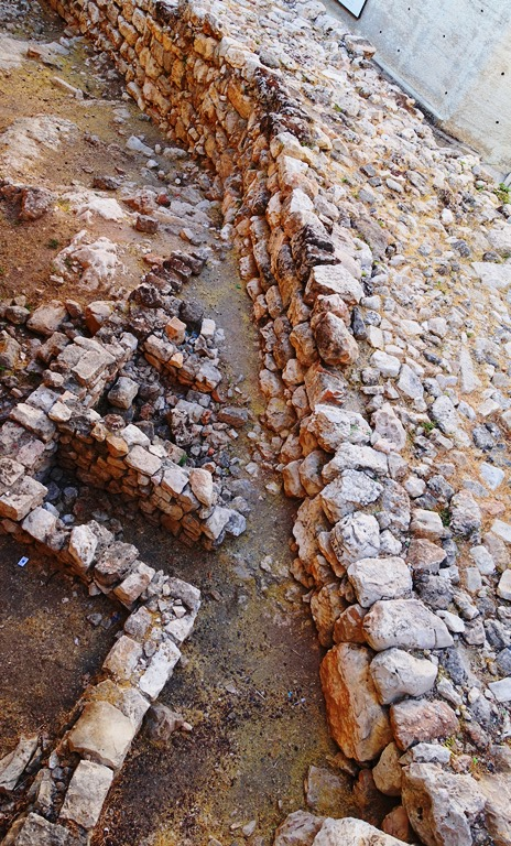 Hezekiah's Broad Wall, Jerusalem, Jewish Quarter