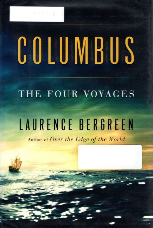 Columbus: The Four Voyages, Laurence Bergreen, Eclipse, History