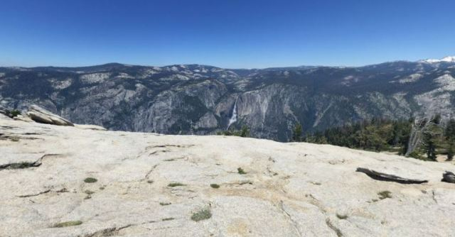 Waterfall, Yosemite, View of Yosemite Valley, Virtual Walk