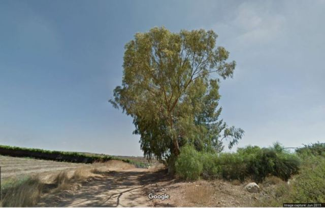 Israel National Trail, Google Maps, Virtual Hike, Lachish, Israel