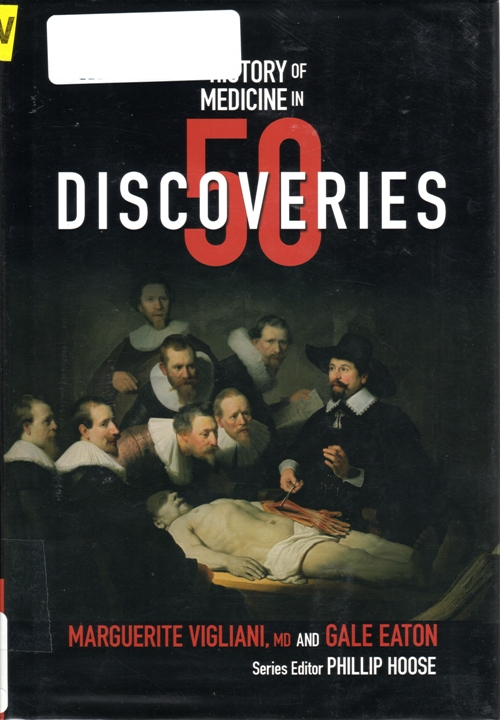 50 discoveries in Medicine