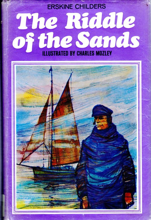 The Riddle of the Sands, Erskine Childers, Spy, First Spy Novel