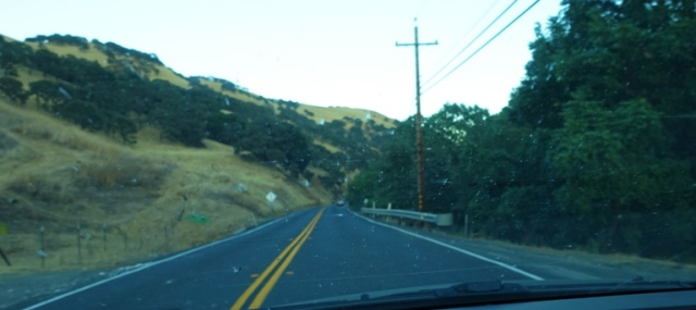 Scenic Route, Long Commute, Long Cut, Canyons, Windy Road