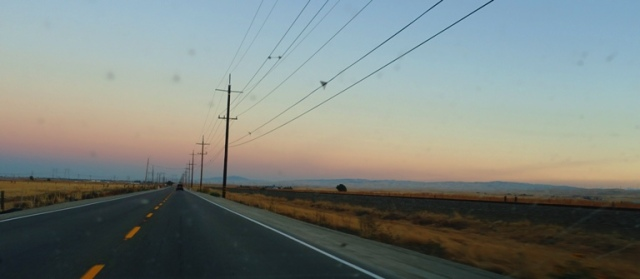 Byron Highway, Long Commute, Horrid Commute, Commute Bypass, Altamont Wreck