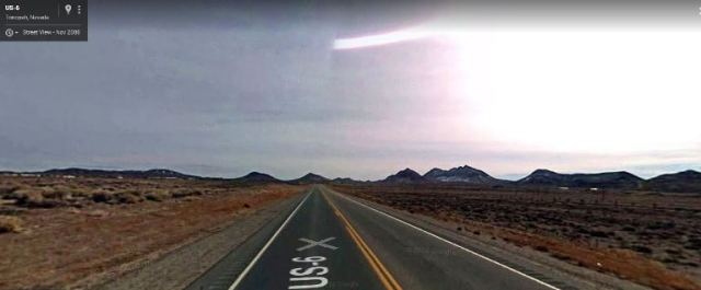 Across Nevada, US-6, valleys, long boring stretches of highway