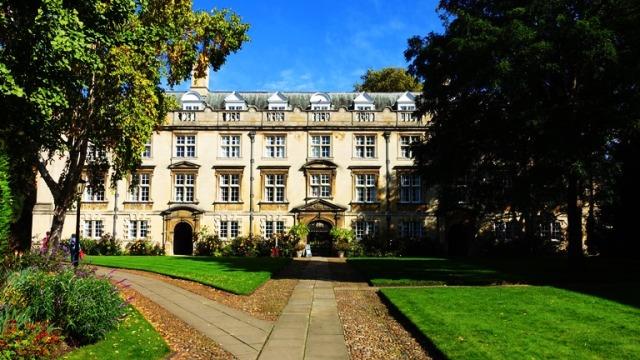 Christ College, Cambridge, Richard Bernard