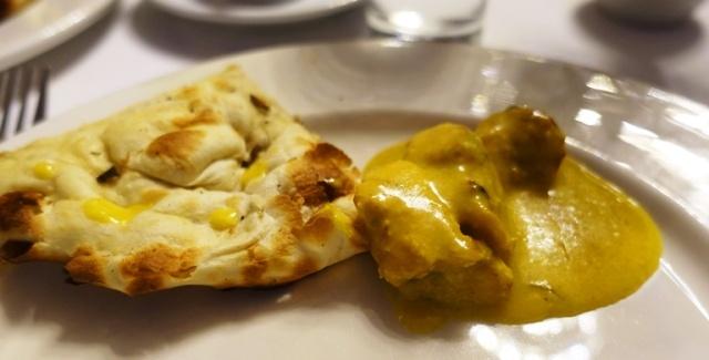 Butter Chicken, Indian Food, Naan, Cambridge