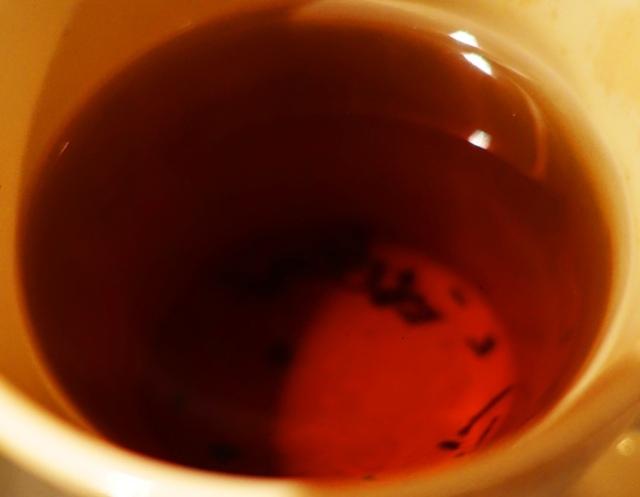 Smoky tea, lapsang souchong, Smoky scent