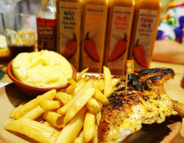 nando's, Peri-Peri Chicken, Sauce, Cambridge
