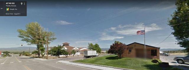 Pioche, Nevada, Mining, Small Town, Mile Hile