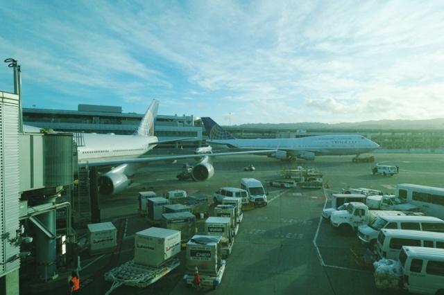747, United Airlines, Last Flights, Friend Ship United