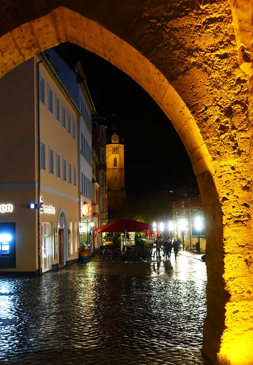 City Church, Jena, St. Michael, Johannes Tower