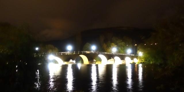 Burgauer Bridge, Jena, Germany, Goshwitz, bridges