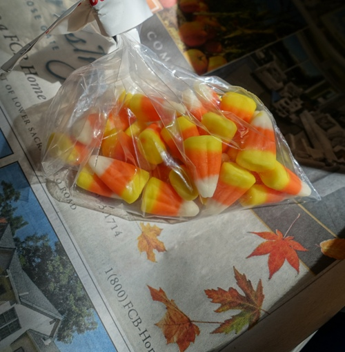 Candy Corn, WinCo, Bulk Bins, Fall Treat