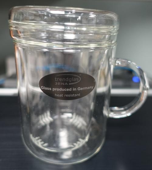 Teepott, Tea Pot, Tea Cup, Trendglas Jena, Zyclo