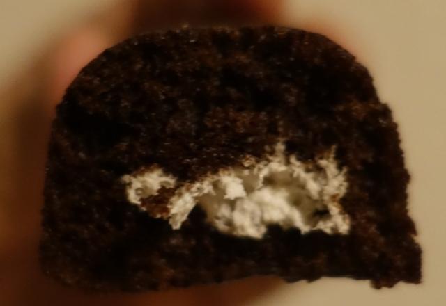 Chocolate Cake Twinkies, Hostess snack cakes, cream filling