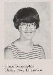 Mrs. Edmonston, Librarian, Ashland Grade School