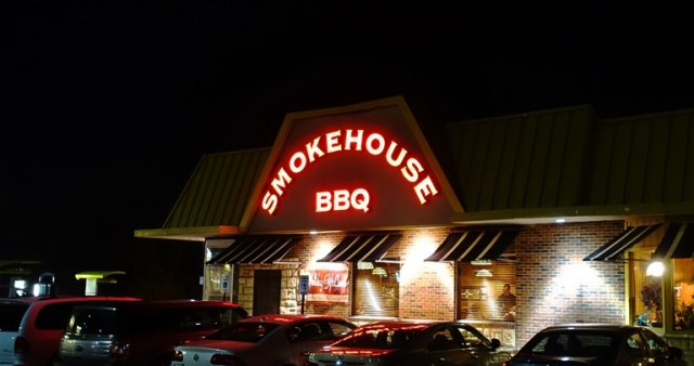 Smoke House BBQ, Gladstone, Missouri, Kansas City, Burnt Ends, BBQ