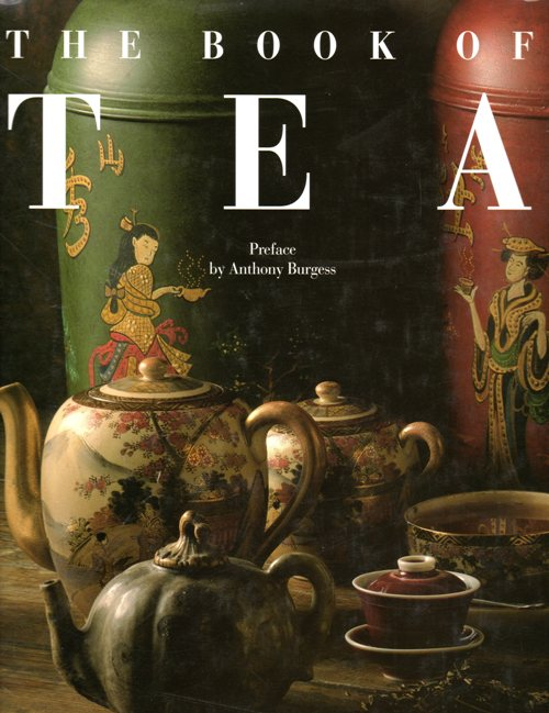 Book of Tea, History of Tea, Coffee Table Book
