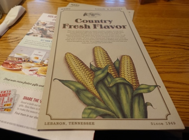 Cracker Barrel Menus, Cracker Barrel, Breakfast all day, Comfort Food