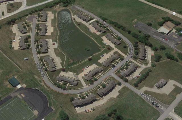 Stonebridge, Smithville ,Missouri, Townhomes