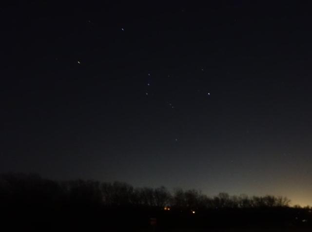 Orion, Constellations, Night Sky, Star Gazing, Kansas City